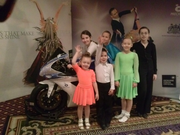 Champions!!!!! Great results on NYDANCE FESTIVAL at ROOSEVELT HOTEL!